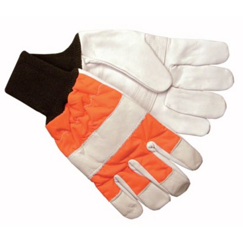 Chainsaw Protective Gloves, Pair