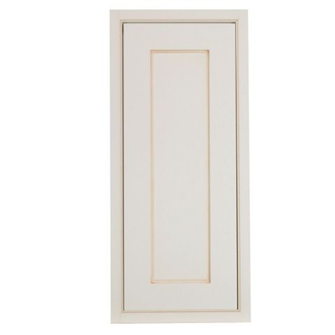 Cooke & Lewis Woburn Framed Tall Standard Door (W)400mm