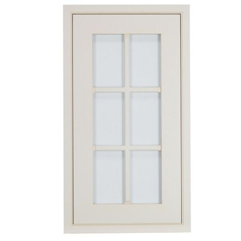 Cooke & Lewis Woburn Framed Tall Glazed Door (W)500mm