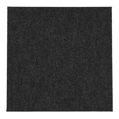 Grey Carpet Tile, Pack of 10