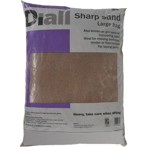 Diall Sharp Sand Large