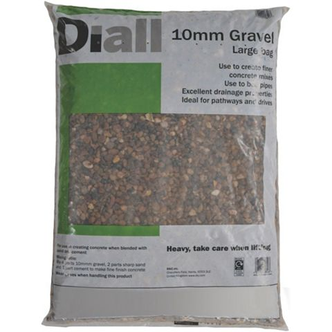 Diall 10mm Gravel Large
