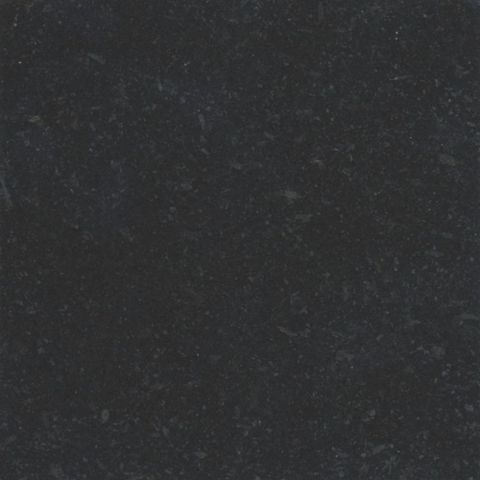 40mm Speedstone African Black Granite & MDF Kitchen Worktop (L)2.04m (D)605mm