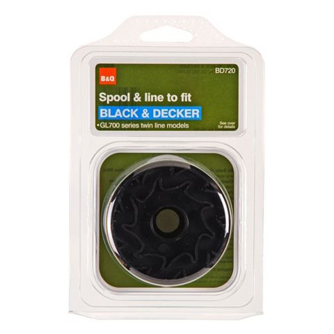 Spool & Line to Fit Black & Decker Models (T)1.5mm