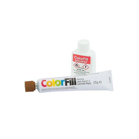 Colorfill Brown Joint Sealant & Repairer Tube