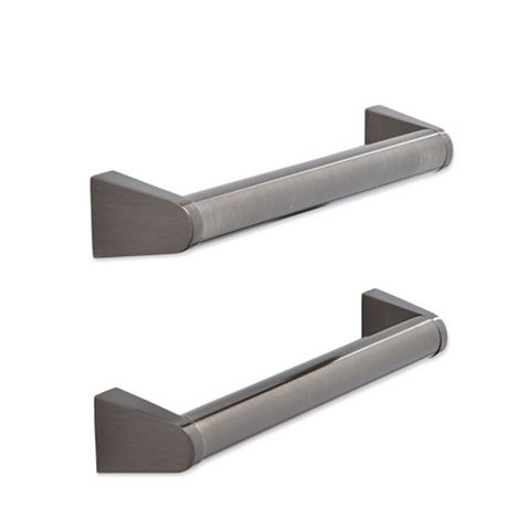 IT Kitchens Pewter Effect Bar Cabinet Handle, Pack of 2