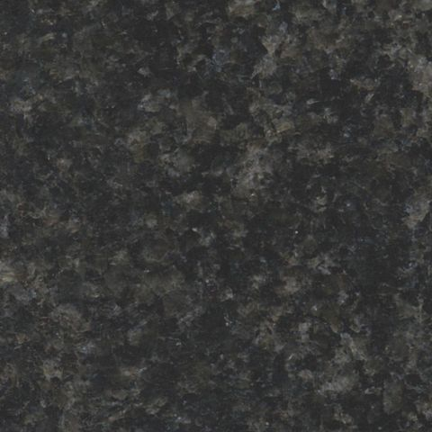 40mm Speedstone Emerald Black Kitchen Worktop (L)2.6m (D)605mm