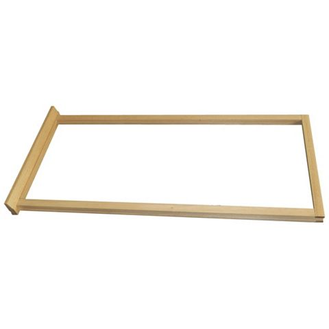 Untreated External Door Frame, (H)2125mm (W)907mm