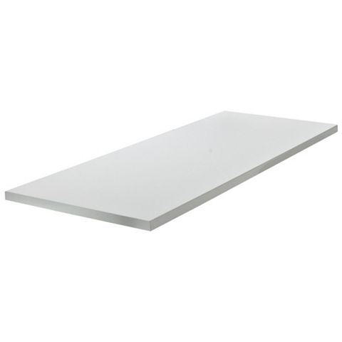 IT Kitchens Gloss White Replacement Wall End Panel, 290 x 720mm
