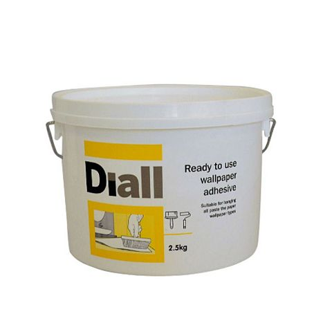 All Purpose Ready to Use Wallpaper Adhesive  2.5kg