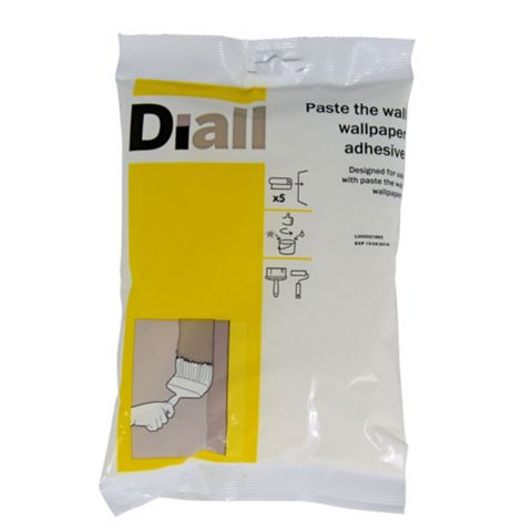 B&Q Paste The Wall Wallpaper Adhesive