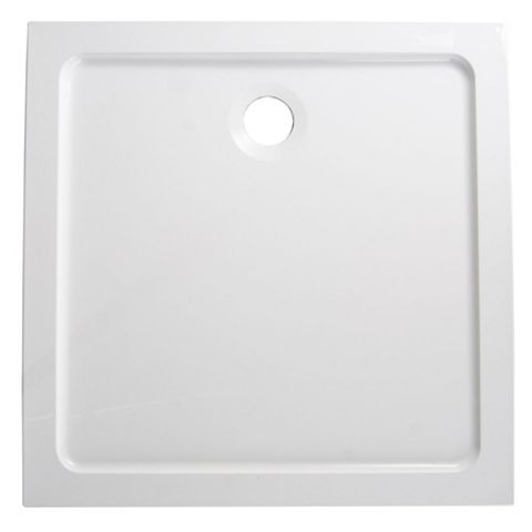 Resinlite Square Shower Tray