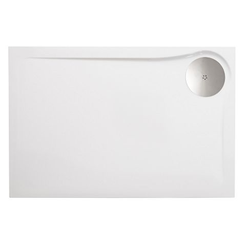Cooke & Lewis Eclipse Rectangular Shower Tray