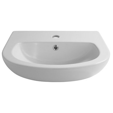 Cooke & Lewis Perdita Semi-Recessed Basin
