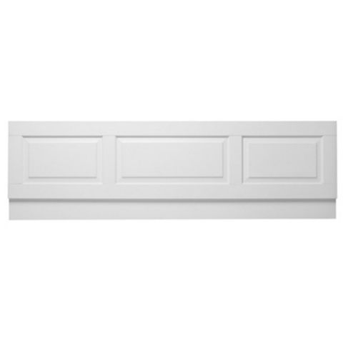 Cooke & Lewis White Ash Effect Bath Front Panel (W)1700mm