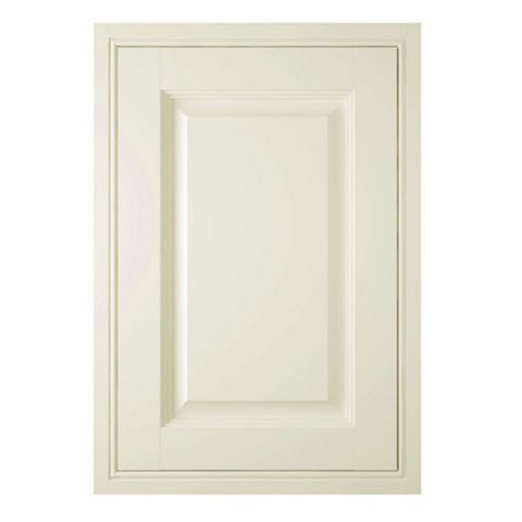 IT Kitchens Holywell Cream Style Classic Framed Standard Door (W)500mm