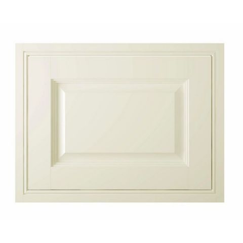 IT Kitchens Holywell Cream Style Classic Framed Belfast Sink Door (W)600mm