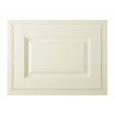 IT Kitchens Holywell Cream Style Classic Framed Fixed Frame Integrated Extractor Fan Door (W)600mm
