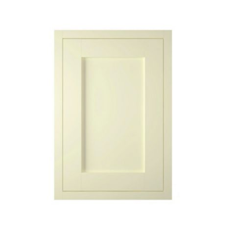 IT Kitchens Holywell Ivory Style Framed Standard Door (W)500mm