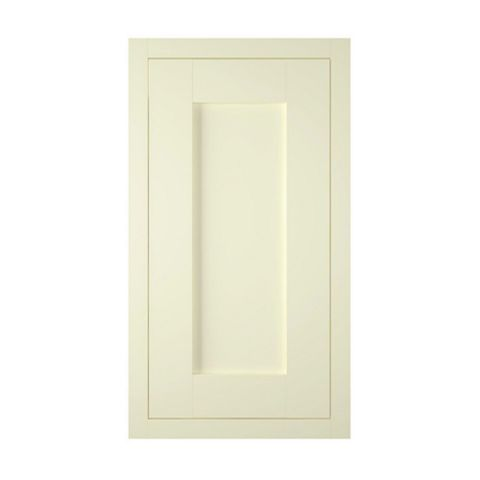 IT Kitchens Holywell Ivory Style Framed Standard Door (W)400mm