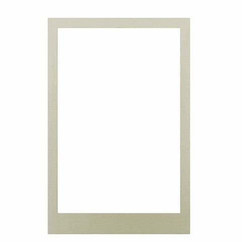 Cooke & Lewis Open Grain Effect Taupe Door Frame, 500 x 22 x 760mm