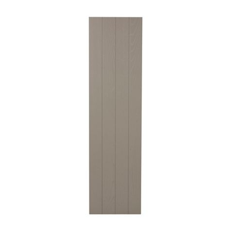 Cooke & Lewis Carisbrooke Taupe Clad On Panel For Dresser, 359mm x 1.342m