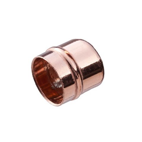 Solder Ring Stop End (Dia)22 mm, Pack of 2