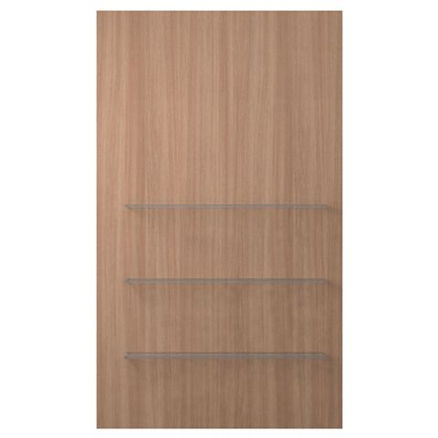 Cooke & Lewis Back Panel & Shelves 500 x 168 x 850mm