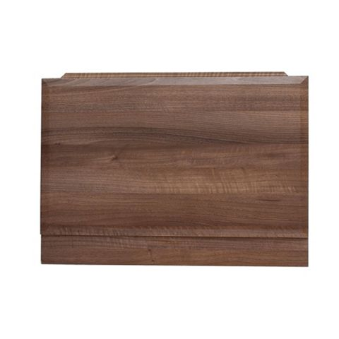 Cooke & Lewis Walnut Effect Natural Bath End Panel (W)685mm