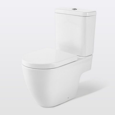 Cooke & Lewis Helena Close-Coupled Toilet with Soft Close Seat