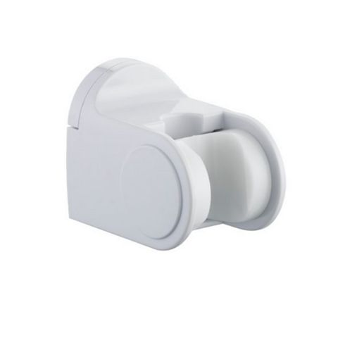 White Shower Head Holder