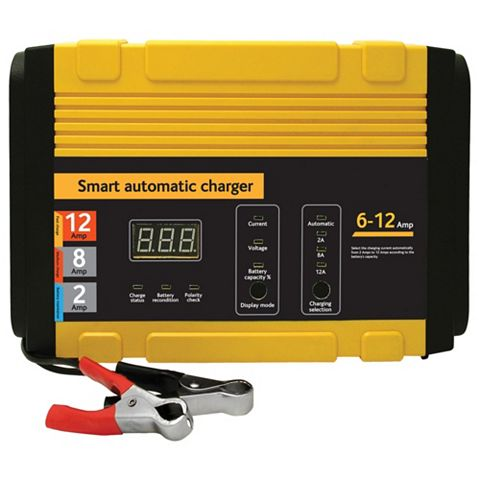 Torq 12 Amp Car Battery Charger