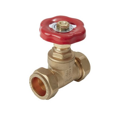 Compression Gate Valve (Dia)22mm