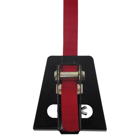Diall Floor Fitting Strap, Pack of 2