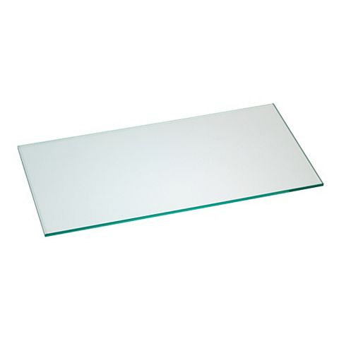 Glass Shelf (L)451mm (D)220mm