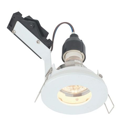 Lap White Gloss Downlight 50 W