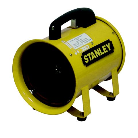Stanley Steel Ventilator (H)340mm (W)250mm Of 1
