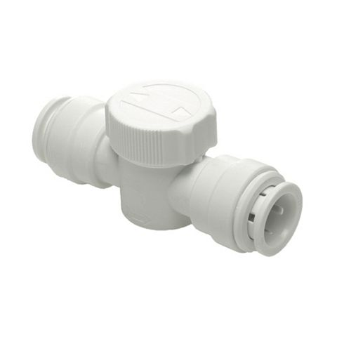 JG Speedfit Push Fit Emergency Shut Off Tap (Dia)15mm