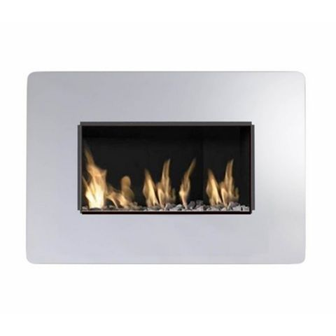 Ignite Royal Mirror Effect Manual Control Inset Gas Fire