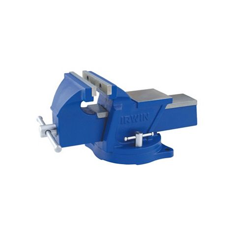 Irwin Record 150mm Workshop Vice with Swivel Base