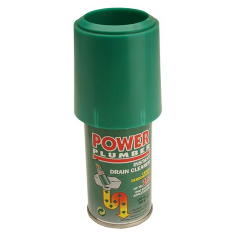 Power Plumber Instant Drain Clearer Can150 ml