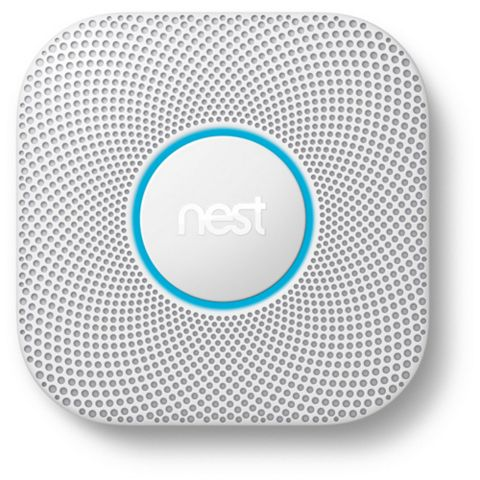 Nest 2Nd Generation Wired Smoke & Carbon Monoxide Alarm