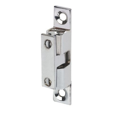 Chome Plated Double Ball Bearing Hinge, Pack of 10