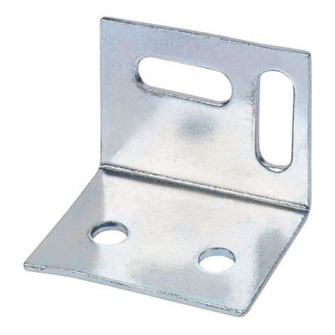 Steel Angle Shrinkage Plate (L)25mm, Pack of 50