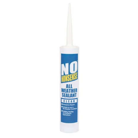 No Nonsense All Weather Clear Sealant 347 G