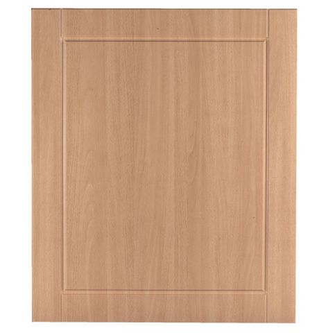 IT Kitchens Chilton Beech Effect Integrated Appliance Door (W)600mm