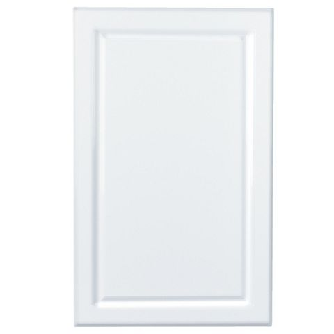 IT Kitchens Chilton Gloss White Style Larder Door (W)600mm, Set of 2