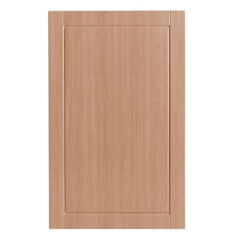 IT Kitchens Chilton Beech Effect Larder Door (W)600mm, Set of 2