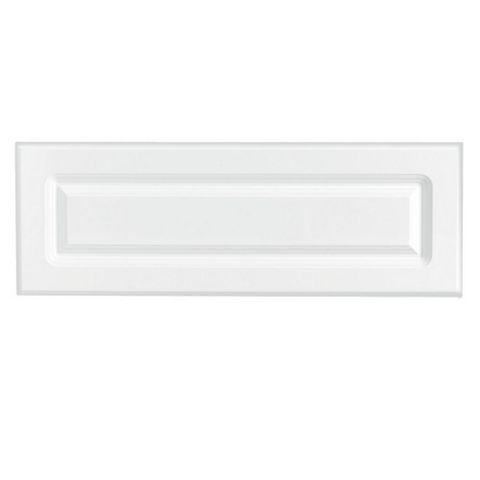 IT Kitchens Chilton Gloss White Style Pan Drawer Front (W)800mm, Set of 3