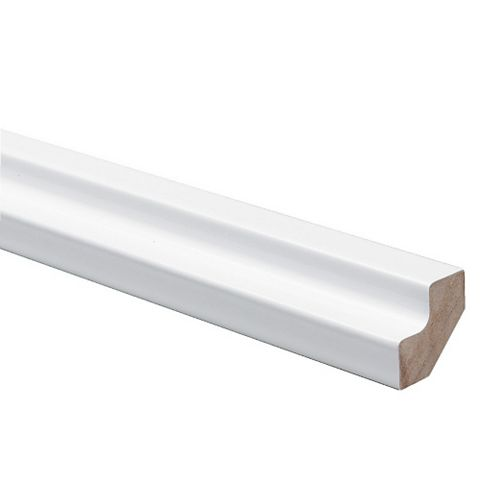 IT Kitchens Corner Post Gloss White Style (H)720mm (W)37mm (D)37mm